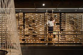 Home Design Stores Australia Yellow Earth Flagship Store By Tandem Design Studio Melbourne
