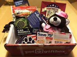 Pet Gift Baskets Pet Gift Box U2013 May Review The Club Mom