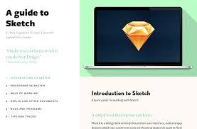 a guide to sketch u0027 by toru u0026 angie readymag