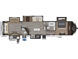Montana Fifth Wheel Floor Plans 2018 Keystone Montana High Country 362rd Summerset Sd