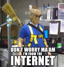Broom Meme - best of the i m from the internet meme smosh