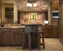 Western Kitchen Ideas Small Western Kitchen Ideas Rustic Cabinets For Size Of