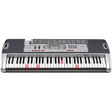 piano keyboard with light up keys casio lk 210 61 key light up keyboard lk 210 b h photo video
