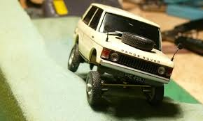 micro r c crawler 1 43 1970 range rover youtube