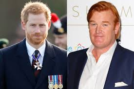 prince harry prince harry s real father revealed as welsh guard officer mark dyer