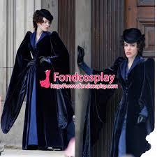 Sherlock Halloween Costumes Fond Cosplay Quality Cosplay Costume Sissy Maid Dress