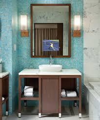 bathroom cabinets bathroom tv electric mirror tv cost waterproof