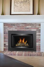 24 best gas inserts images on pinterest regency brick fireplace