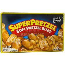 pretzel delivery pretzel soft pretzel bites 12 oz seasonskosher online