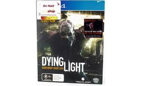 dying light ps4 game ps4 game sony dying light day night edition buy games
