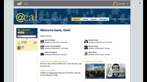 alumni network software networking in cal uc berkeley s alumni network