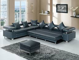Modern Sofa Bed Sectional Appealing Leather Sleeper Sectional Sofa Inspiring For Fantastic