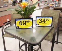 Kroger Patio Furniture Clearance by Kroger And Fry U0027s Patio Furniture Selection