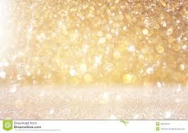 Gold Lights Glitter Vintage Lights Background Light Gold And Black Defocused