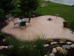 Stamped Concrete Patio Designs Pictures by 15 Best Stamped Concrete Images On Pinterest Patio Ideas