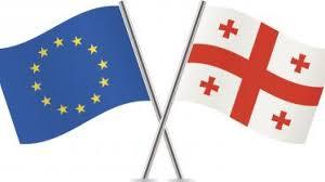 Georgian Flag Civil Societies Of Eu And Georgia Call For Media Freedom And