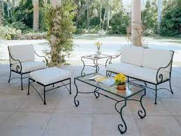 Wrought Iron Patio Table And Chairs Wrought Iron Patio Furniture Patioliving