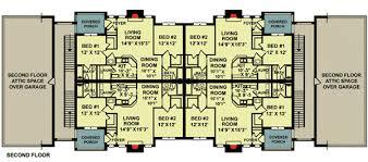 8 unit apartment building plans 8 unit 2 story apartment building 83119dc architectural