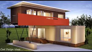 shipping container home interior decoration ideas youtube