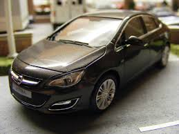 opel astra sedan opel astra j sedan model cars hobbydb