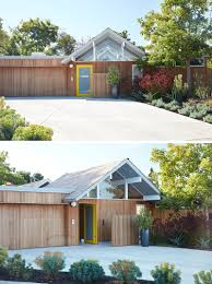 this mid century modern eichler house in california got a