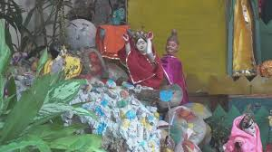 How To Decorate Janmashtami At Home Home Decor Cool Janmashtami Home Decoration Artistic Color Decor