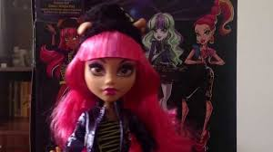 Howleen Wolf 13 Wishes Monster High 13 Wishes Howleen Wolf Doll Review By