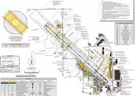 Airport Floor Plan Design by Airport Planning Armstrong Consultants Inc