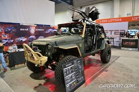 road armor green baret foundation jeep jk carshowz com