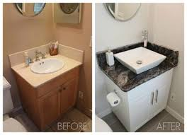 paint bathroom vanity ideas inspired by painting bathroom vanity before and after photos
