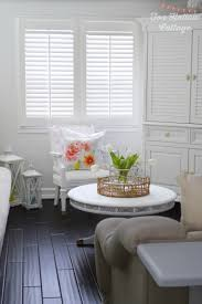 our cottage home and new plantation shutters from blinds com diy