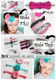 how to make headband bows 132 best baby headbands images on bands