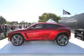 Lamborghini Urus Suv Lamborghini Urus Will Be Fastest Suv Around Nürburgring Top 187 Mph