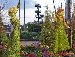 fun blooms at epcot flower and garden 2017