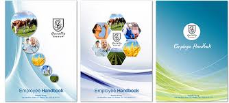 sample employee handbook cover cover dudes