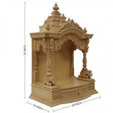 pooja mandapam designs teak wood puja mandapam for home 200812 0917 teak wood temple