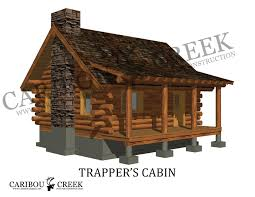 beautiful log home fincastle rukle trapper s cabin kit homes cost