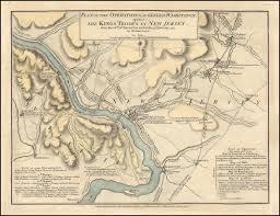 Washington Ferry Map by File Washington U0027s Crossing Delaware River Map Jpg Wikimedia Commons