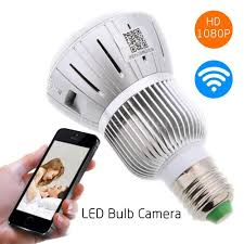 motion detector light with wifi camera details about bulb wifi spy hidden camera home security motion