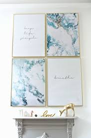 trend in art print gallery wall with desenio and giveaway wall decor here s the latest trend and look for creating an art print gallery wall in your home