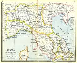 Map Of Ancient Italy by Map Of Northern Italy Black