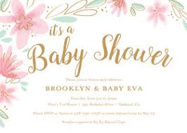 baby shower in baby shower invitations custom baby girl cards mixbook