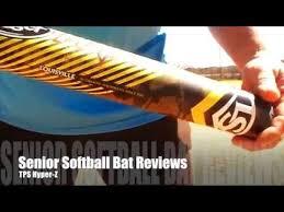 senior softball bat reviews senior softball bat reviews tps hyper z
