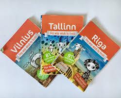 Best Road Trip Map Tallinn Estonia Our Baltics Road Trip Travelsandmore