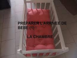 préparer chambre bébé préparer l arrivée de bébé 1 la chambre