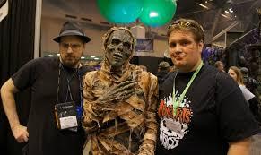 Halloween Costume Mummy Mummy Costume Transworld Halloween Tradeshow 2 Gorillaeye