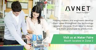 avnet helps guide makers u0027 technology ideas to production at maker
