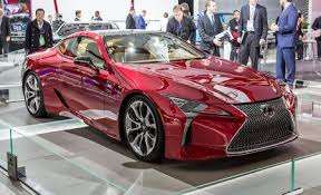 where do they lexus cars lexus lc reviews lexus lc price photos and specs car and driver