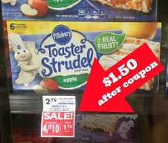 Toaster Strudel Ad Toaster Strudel Coupons Make Great Deal At Giant Eagle