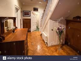 houses edwardian arts and crafts house oak panelled entrance